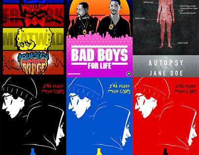 2020 Pop Culture Posters