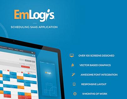 EmLogis SaaS App (2016)