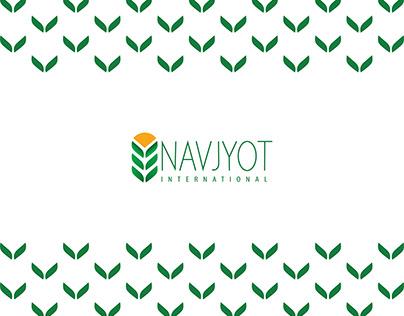 Corporate Identity for Navjyot International