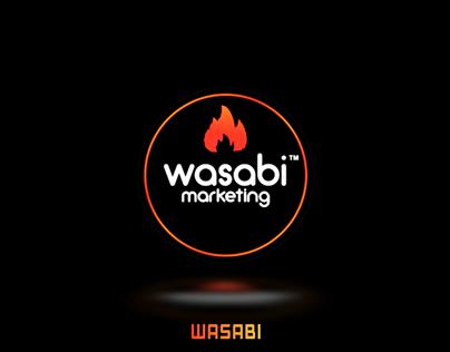 DIGITAL AGENCY - WASABI | ad animation