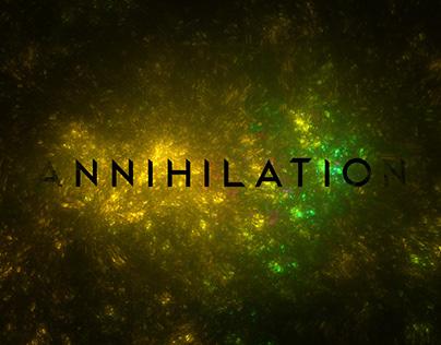 Annihilation // End Titles