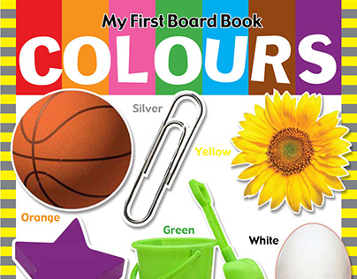 Board books for Kindergarten and other Lower Grades
