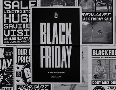Benjart — Black Friday Ads — byDBDS®