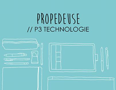 P3 Technologie