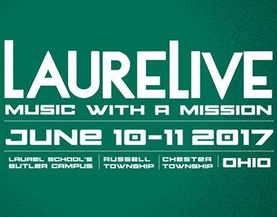 LaureLive promotional video