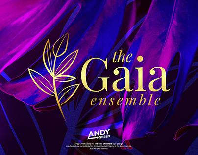 The Gaia Ensemble   Logo design