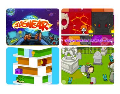 My game prototypes