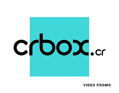 CRBOX - Video Promocional de App