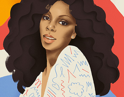 DONNA SUMMER | personal project