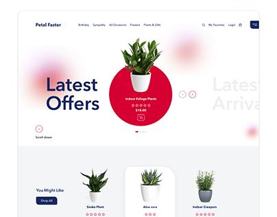 Flower Shop eCommerce Websites