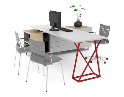 Grid - Móveis para escritório