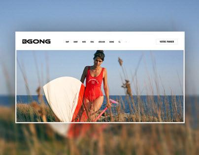 GONG SURFSHOP