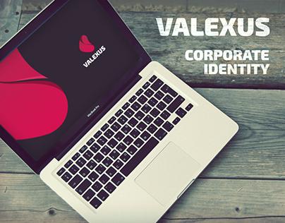 Valexus - Corporate Identity and Branding