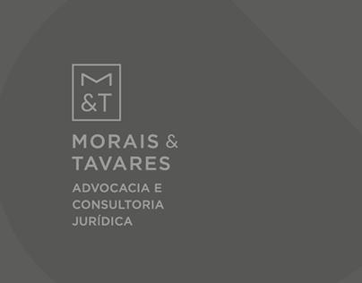 Morais & Tavares - Advocacia e consultoria Jurídica