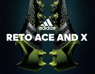 Reto Ace and X - adidas