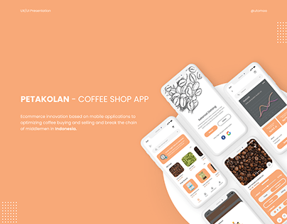 Petakolan - Coffee Shop Application