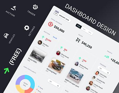 Dashboard Design (Free)