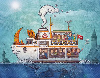 Steamboat Rhino - istanbul