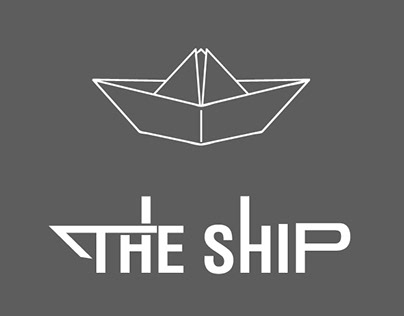 Logotipo The ship.