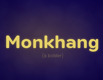 Monkhang Font (Free 1 weight for personal use)