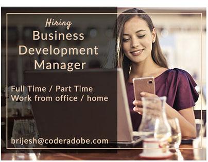 Linkedin Ad post banner