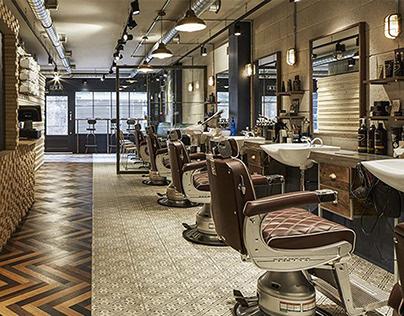 Cutters Yard - Aveda Barbers Shop