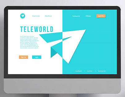TELEWOLD Shipment Website
