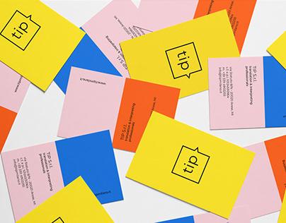 TIP Milano | Branding & Website