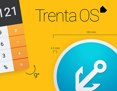 Trenta OS - A Free Operating System for Creatives
