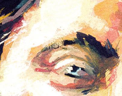 Estudos de pintura
