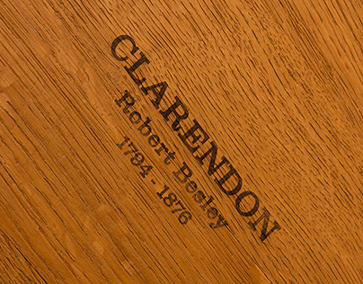 EPITYPEPHIO for Robert Besley & CLARENDON typo
