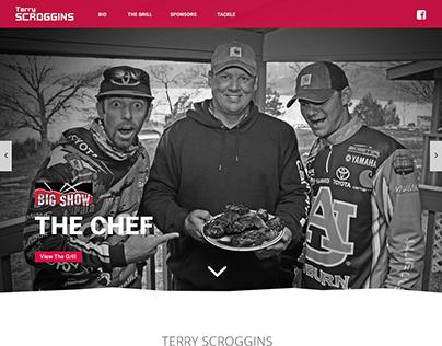 """Terry """"Big Show"""" Scroggins Pro Angler"""