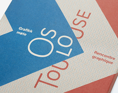 Oslo - Toulouse / Packaging