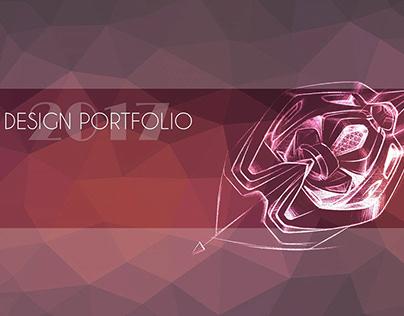 Design Portfolio 2018