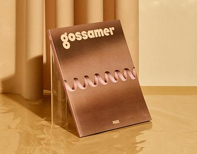 Gossamer Magazine V4 – 'INSIDE'