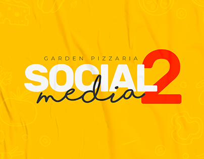 Social Media - Garden Pizzaria | Vol. 2