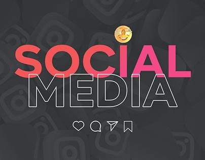 Social Media - Post Carrossel para Instagram