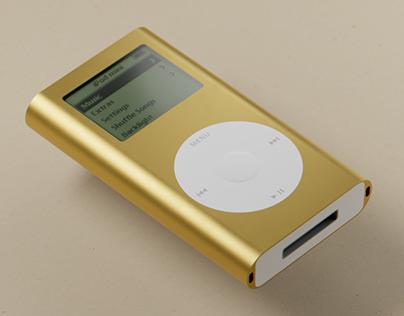 - iPod Mini -
