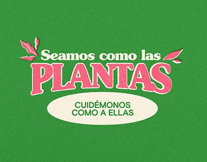 Seamos como las plantas - ODS