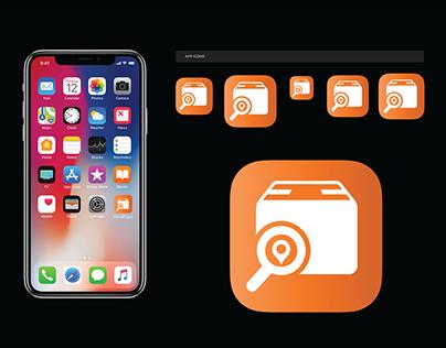 ICON DESIGNfor Parcel Tracking Progressive Web App