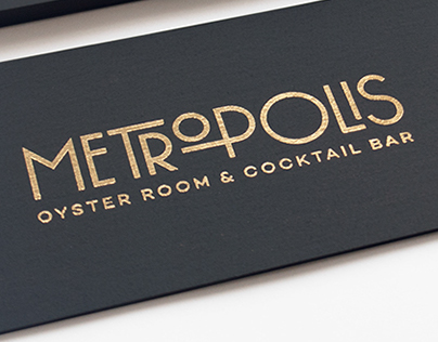 METROPOLIS OYSTER ROOM & COCKTAIL BAR