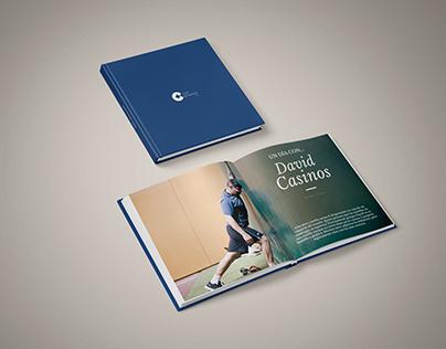 Diseño y Maquetación Libro COPE Valencia