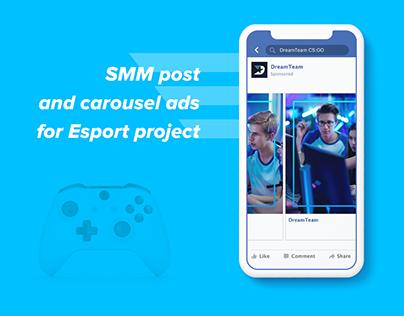 SMM for Esport 2