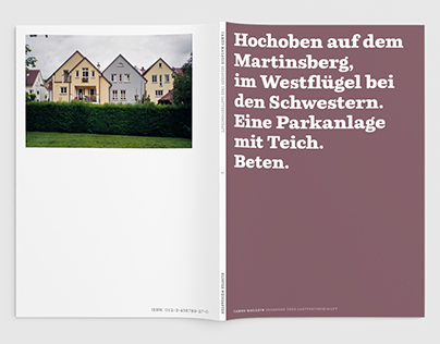 Cameo Magazin #2: Kloster Weingarten