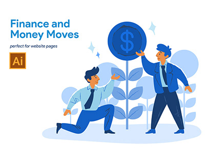 Finance and Money Illustration