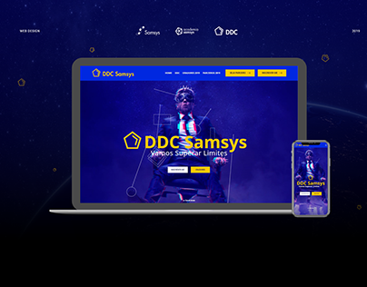 DDC Samsys - Event Webdesign