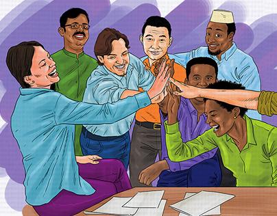 Anadarko - Cross-Cultural Awareness Brochure