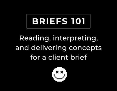 Briefs 101