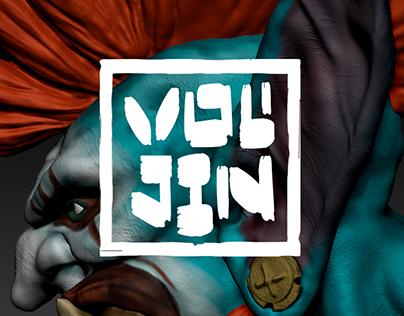 Vol'jin - 3D Creature