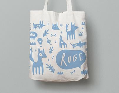 Ruge ToTE Bag design